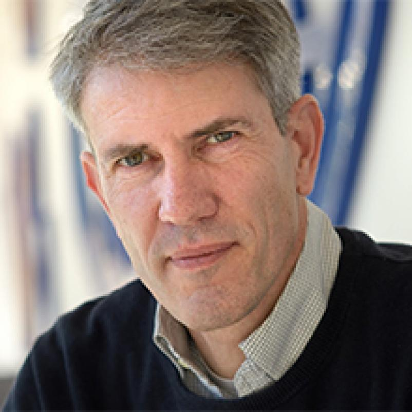 Onderzoeker Remond Fijneman