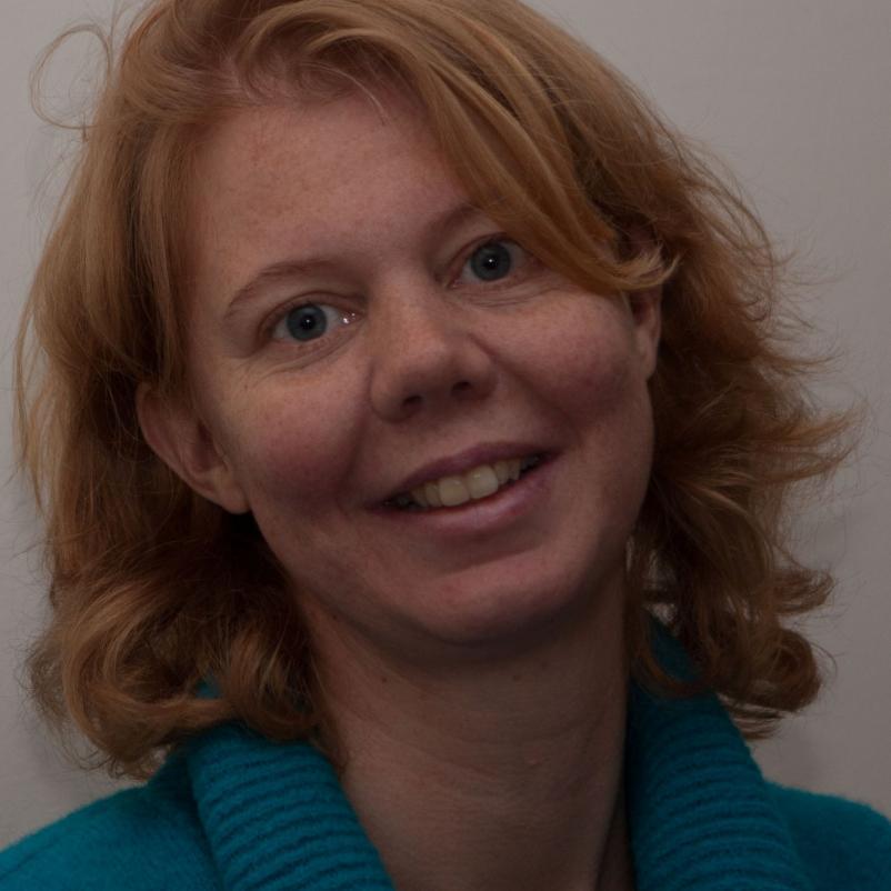 onderzoeker Alina Vrieling
