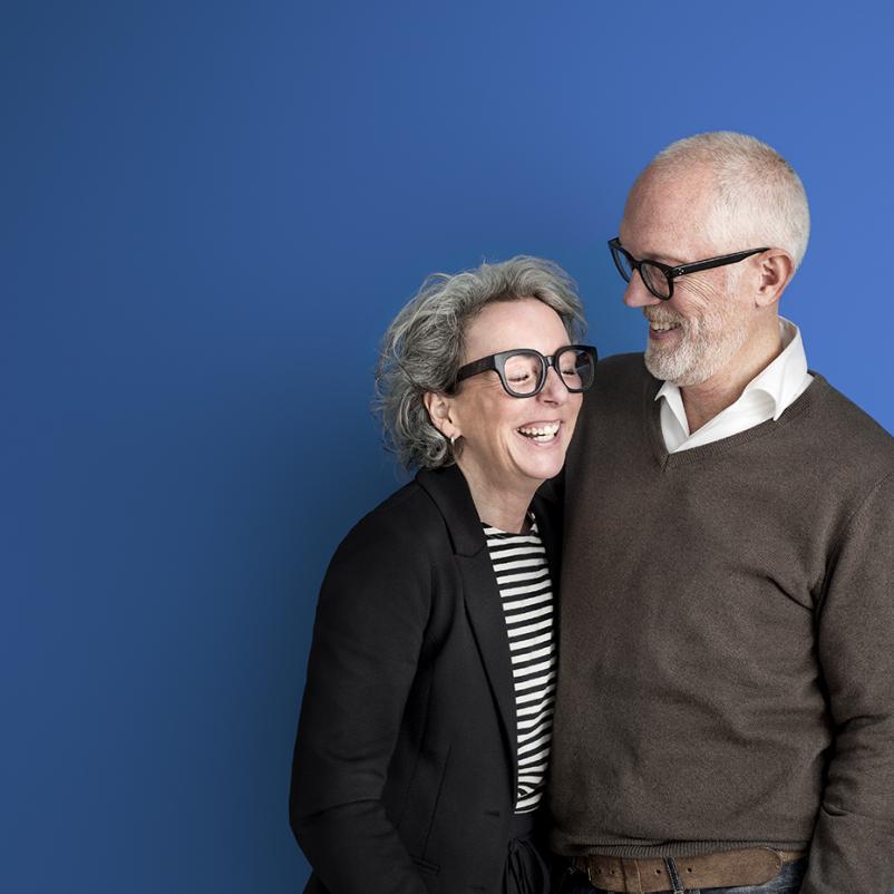 Henriette en John