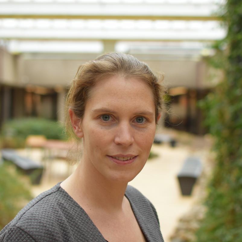 onderzoeker Marieke van der Schaaf