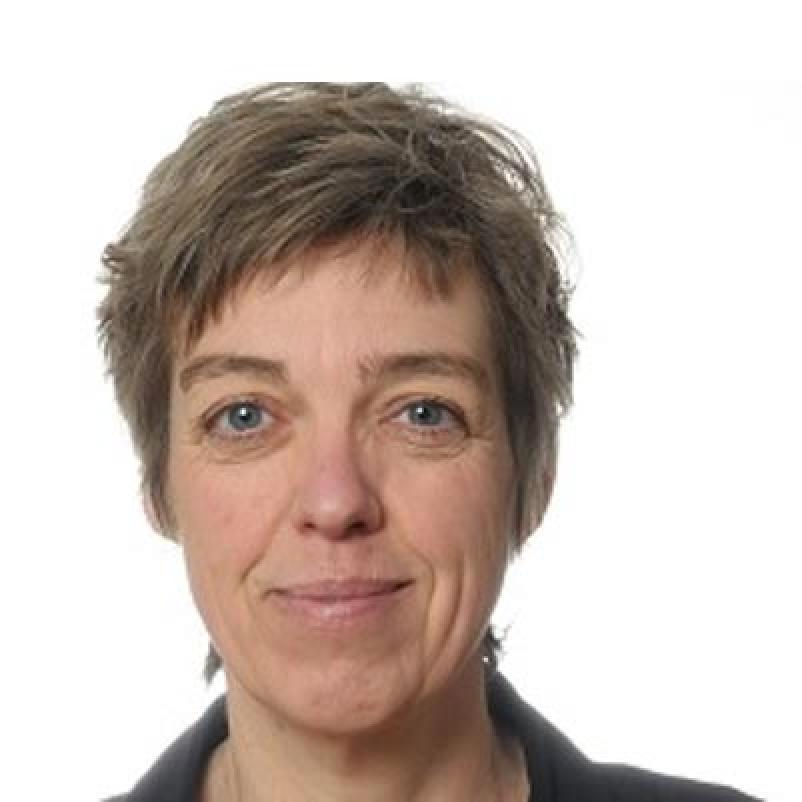 Onderzoeker Marielle Philippens