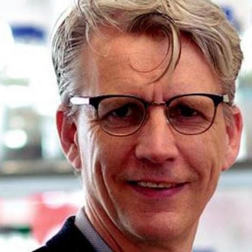 Onderzoeker Rene Medema