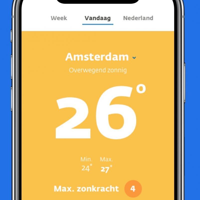 screenshot uv radar app