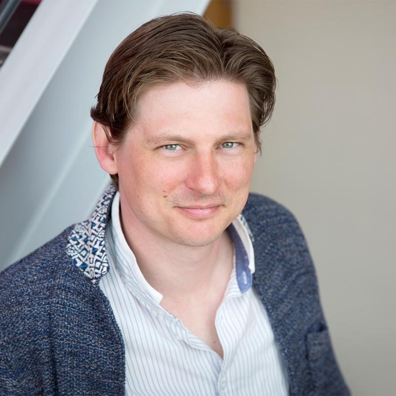 Onderzoeker Ruben van Boxtel
