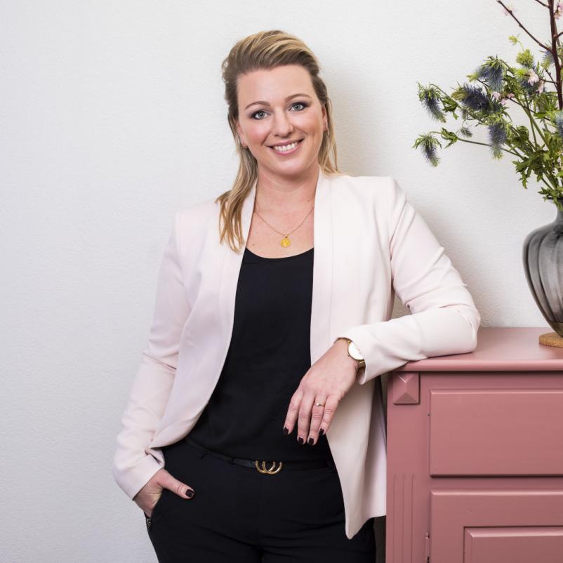 Eline (37) kreeg in 2018 de diagnose borstkanker