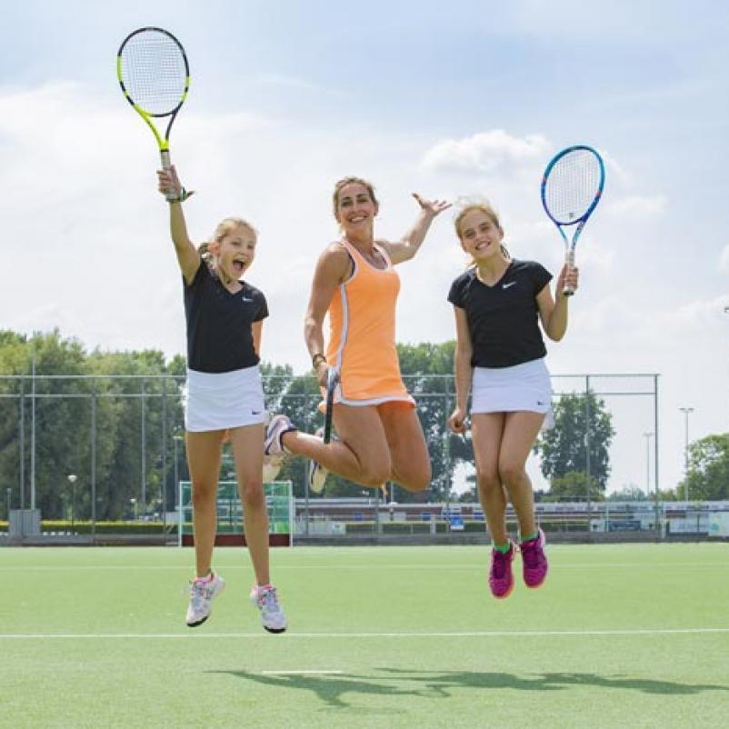 Kom in actie met je tennisclub