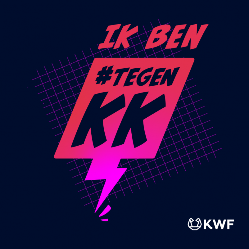 Logo #TegenKK