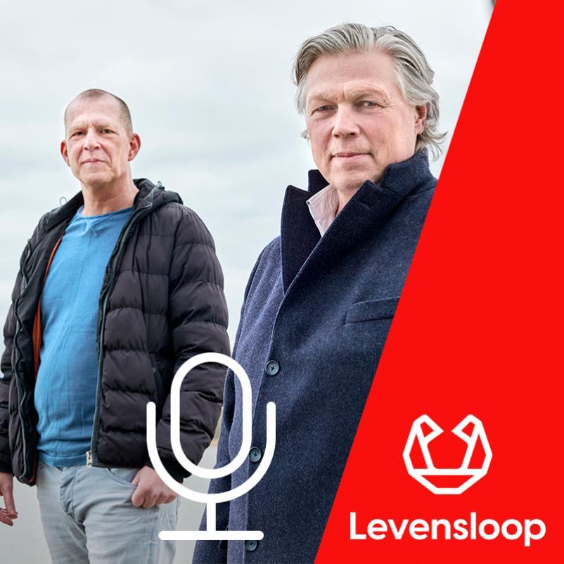 2 mannen in gesprek-podcast levensloop