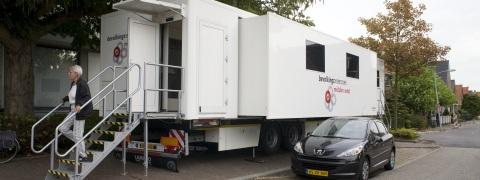 Mobiele screening