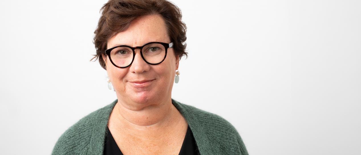 Birgitta heeft huidlymfoom - een zeldzame vorm van huidkanker