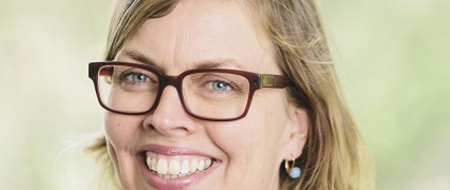 Portretfoto onderzoeker Marije van der Lee