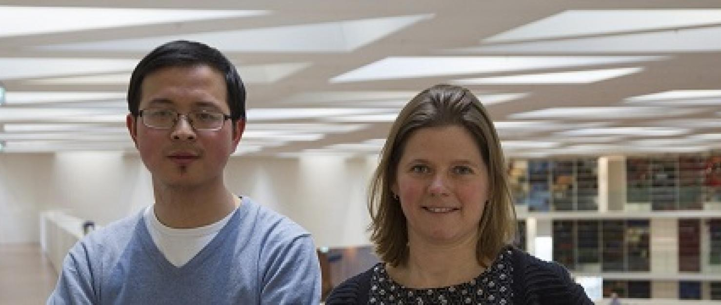 Onderzoekers van de week Buschow en Pan