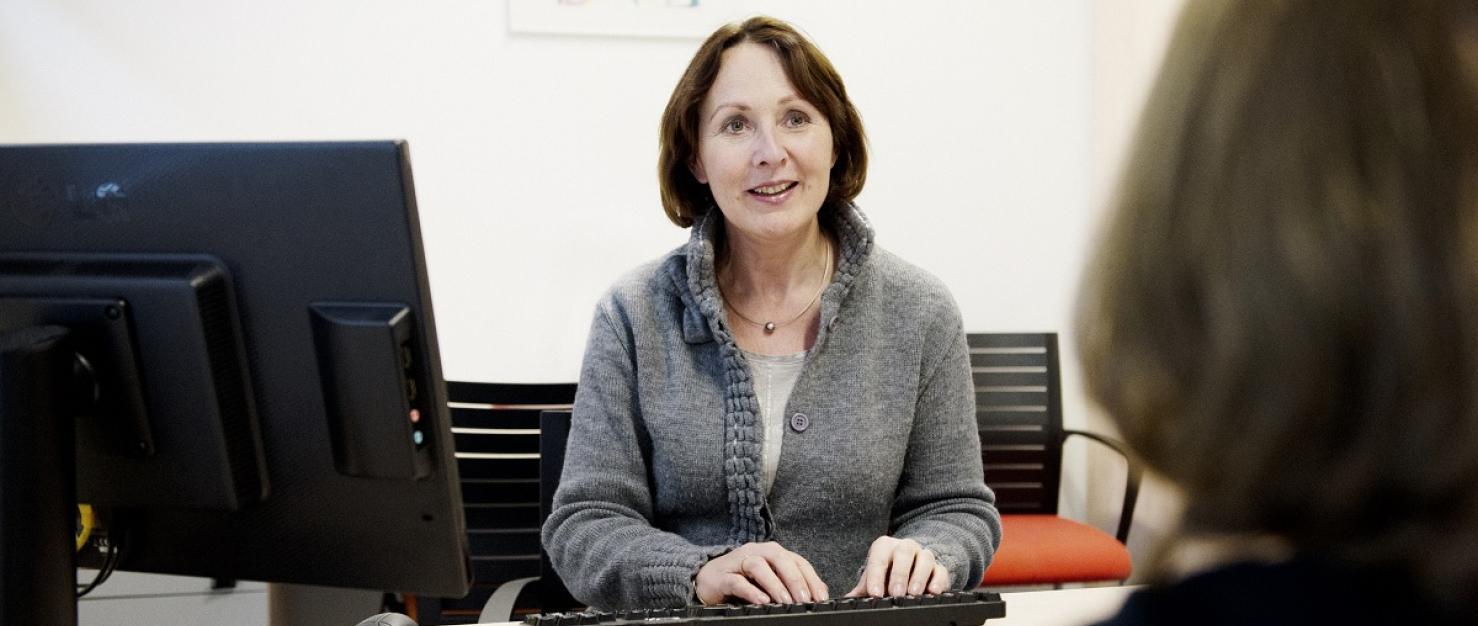 Onderzoeker Judith Prins