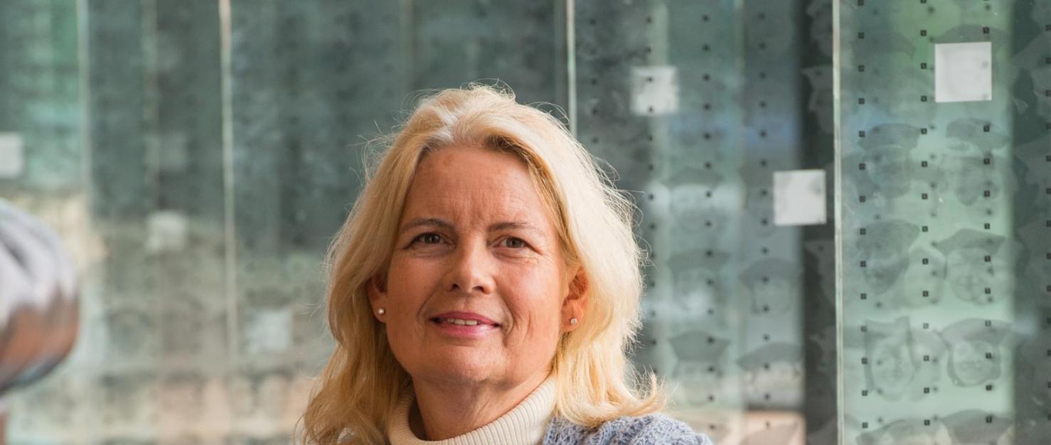 Onderzoeker Marion de Jong