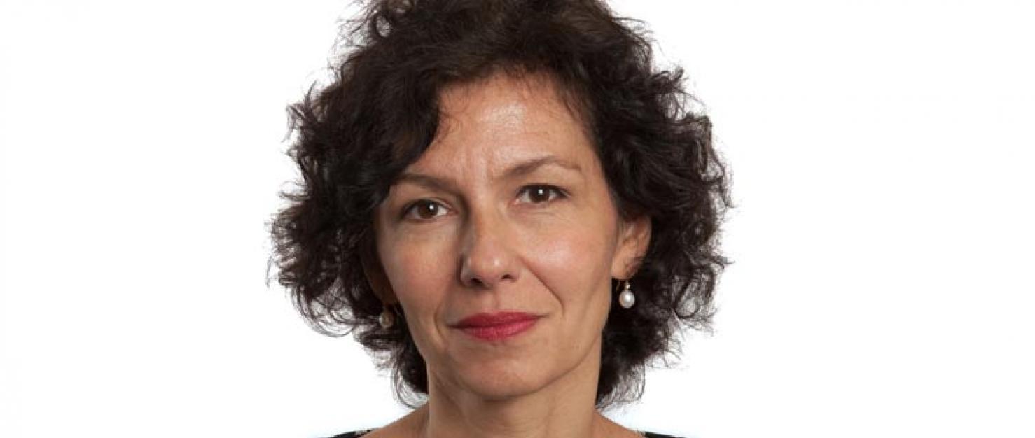 Onderzoeker Romana Netea Maier