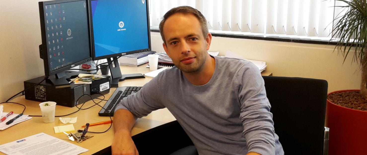 Onderzoeker Victor Peperzak