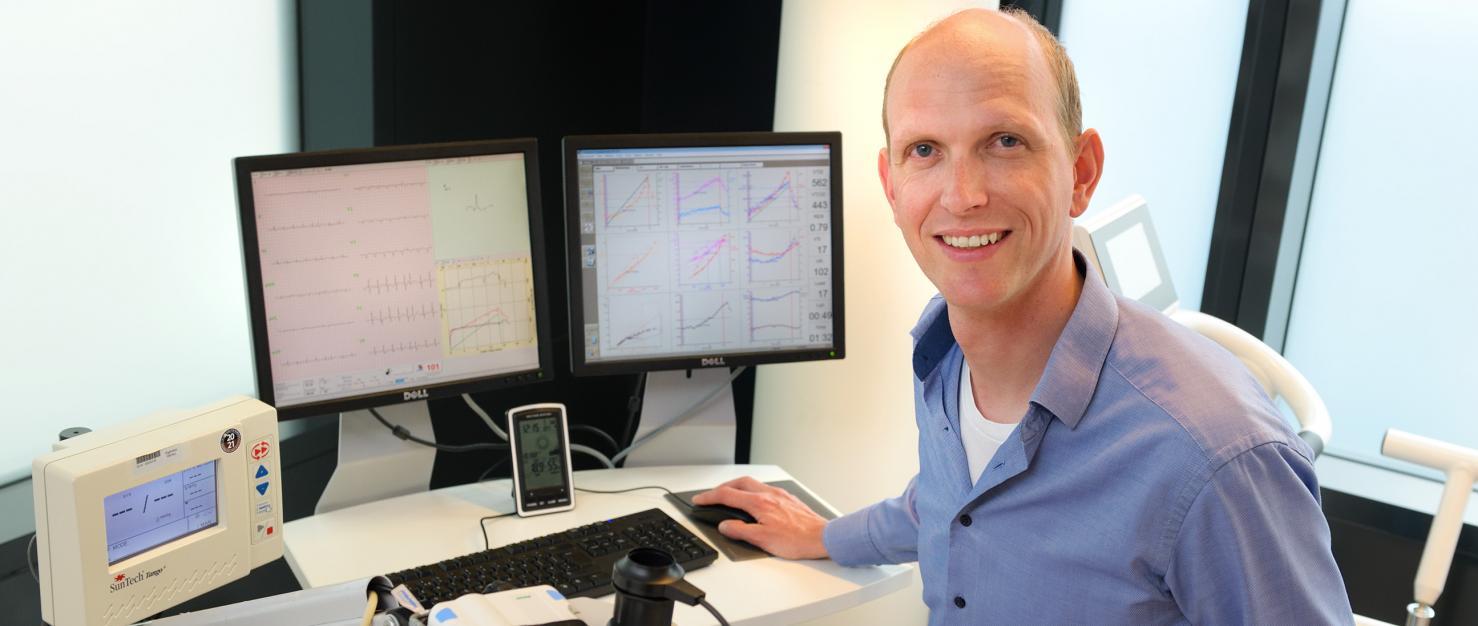 Onderzoeker Wim Groen