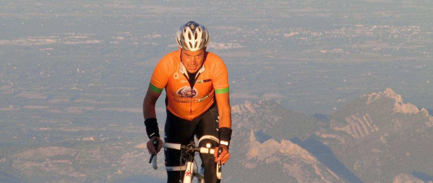 fietser colsensation