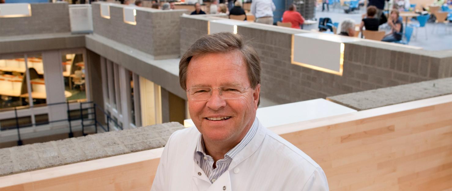 Prof. Cock van de Velde