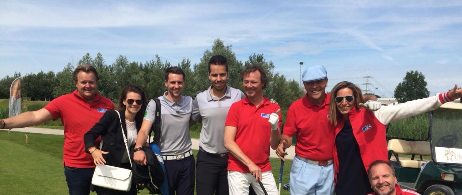 Clubs4life op de golfclub