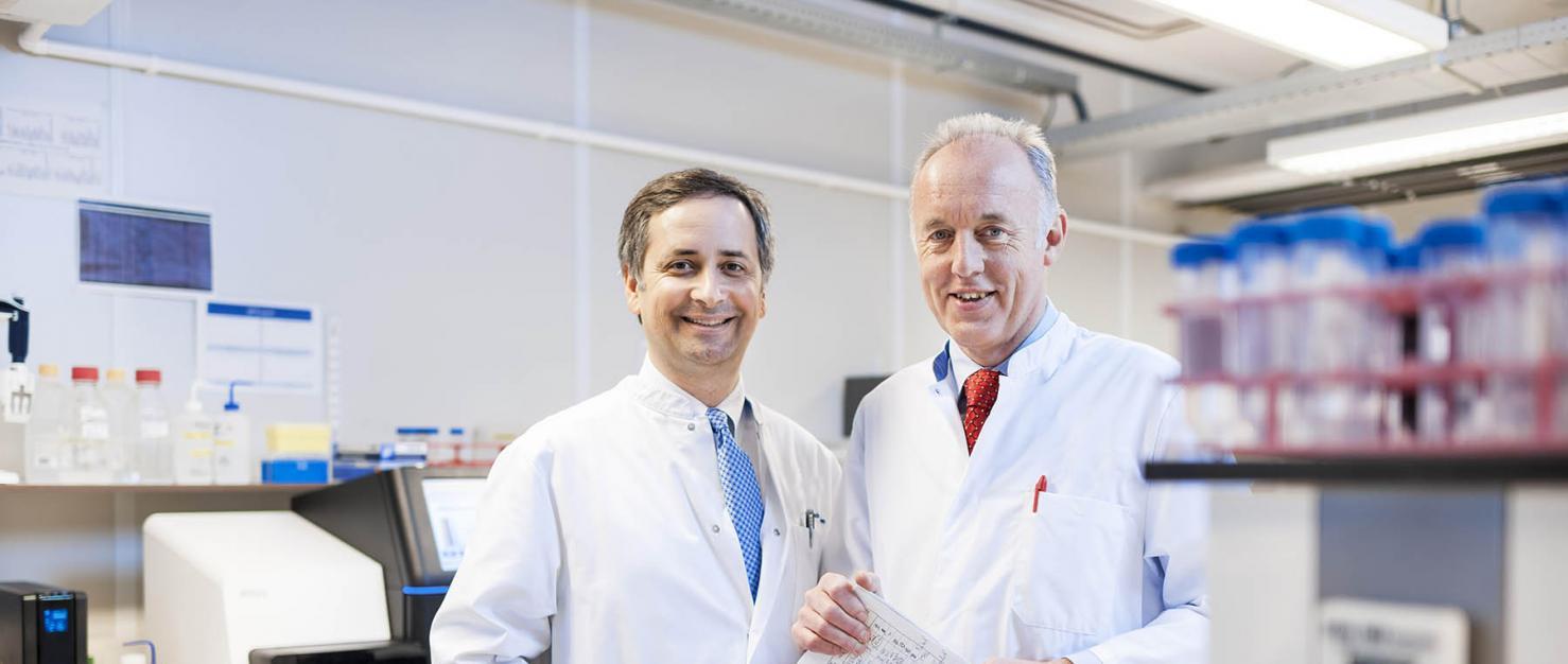 Dream Team 2014: Meijer en Velculescu darmkanker