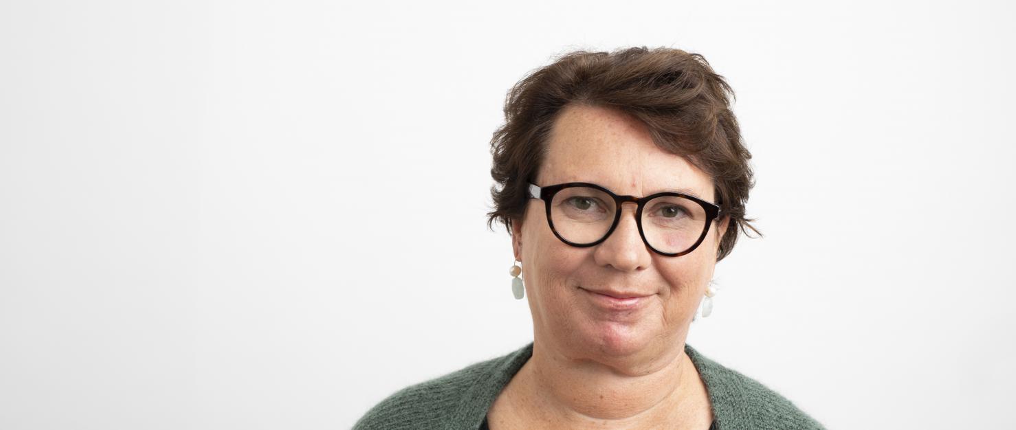 Birgitta heeft de zeldzame kanker huidlymfoom