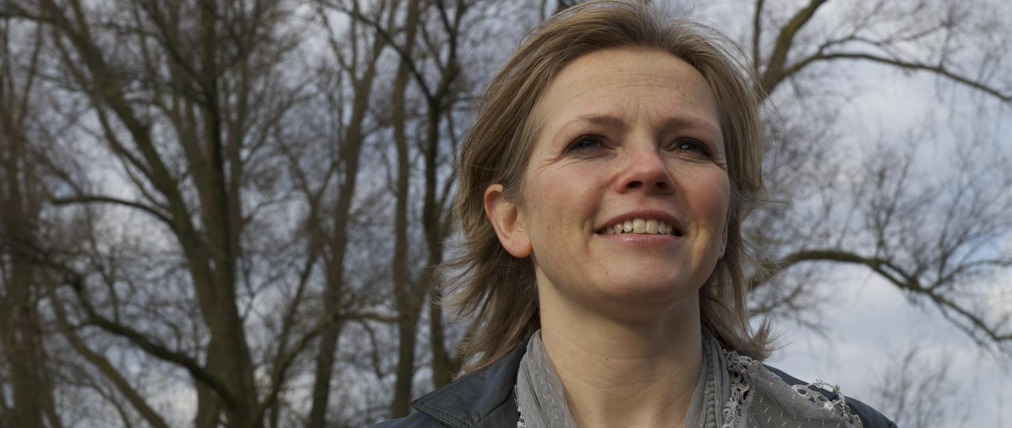 onderzoeker Carla van Gils