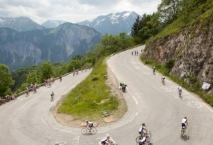 Bestedingen Alpe d'HuZes