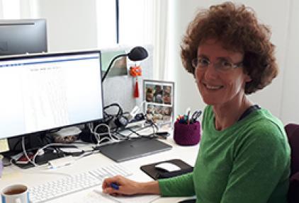 Onderzoeker van de Week: Judith Boer