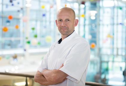 Onderzoeker van de week: Frédéric Amant
