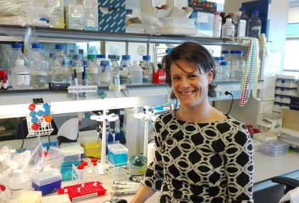Onderzoeker van de week: Inge Verbrugge