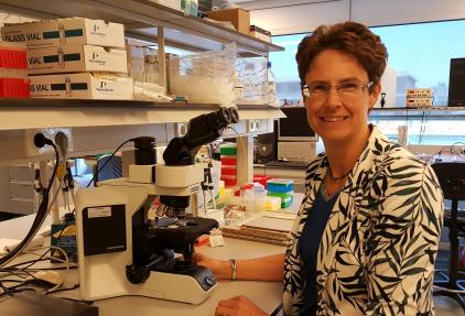 Onderzoeker van de week: Karin de Visser