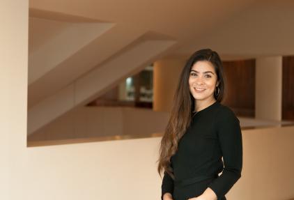 Onderzoeker van de week: Simone Dalm