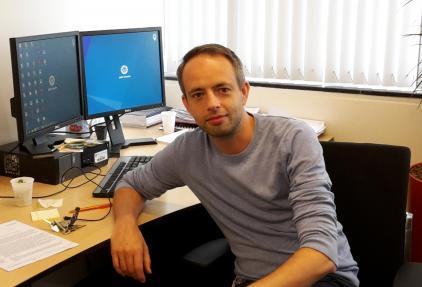 Onderzoeker van de week: Victor Peperzak