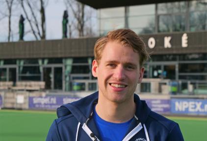 Ambassadeur Dennis Warmerdam