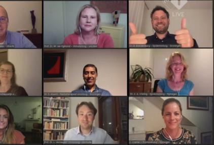 Panel onderzoekers en deskundigen